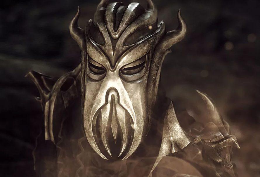 Мирак (маска драконьего жреца)