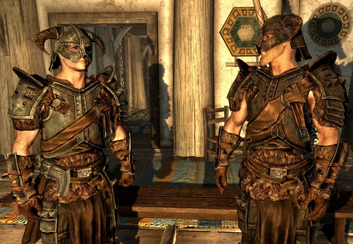 Перчатки мастера-кузнеца — The Elder Scrolls V: Skyrim