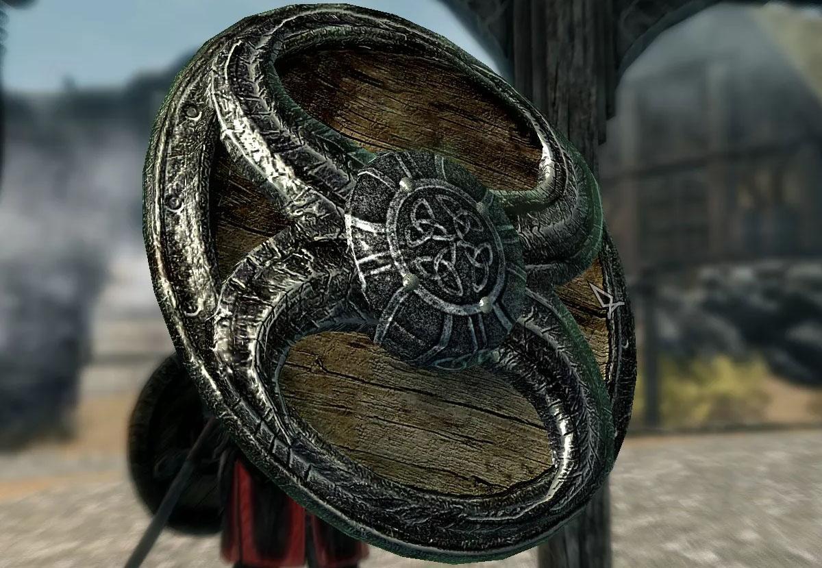 Щит Хролфдира — The Elder Scrolls V: Skyrim