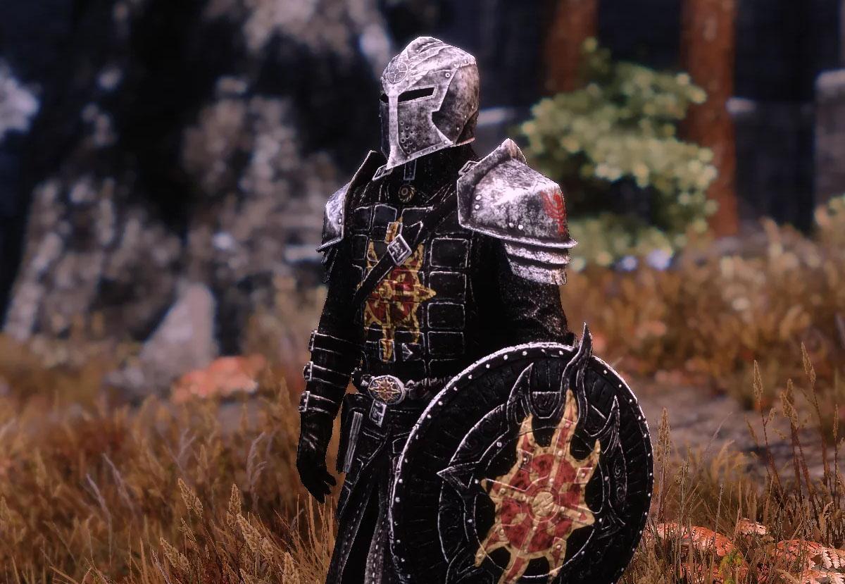 Тяжёлая броня Стражи Рассвета (полный сет) — The Elder Scrolls V: Skyrim