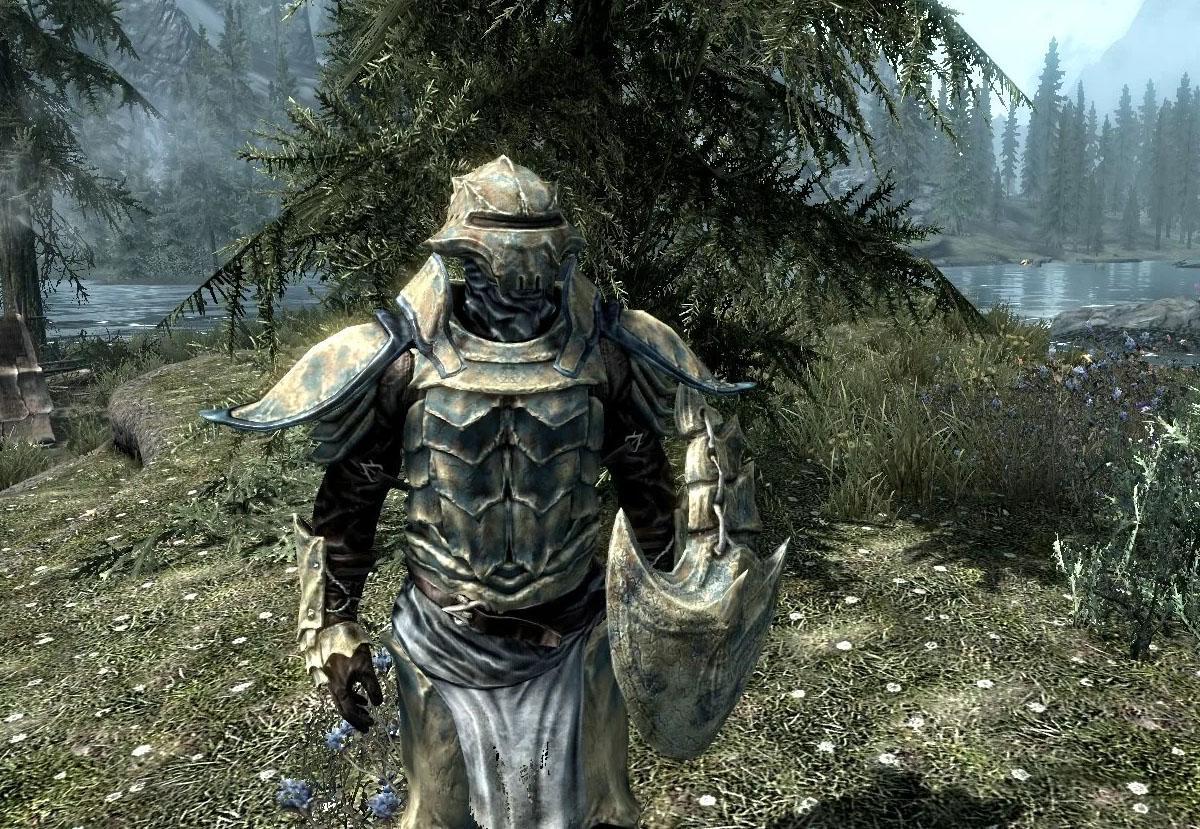 Улучшенная костяная броня (полный сет) — The Elder Scrolls V: Skyrim