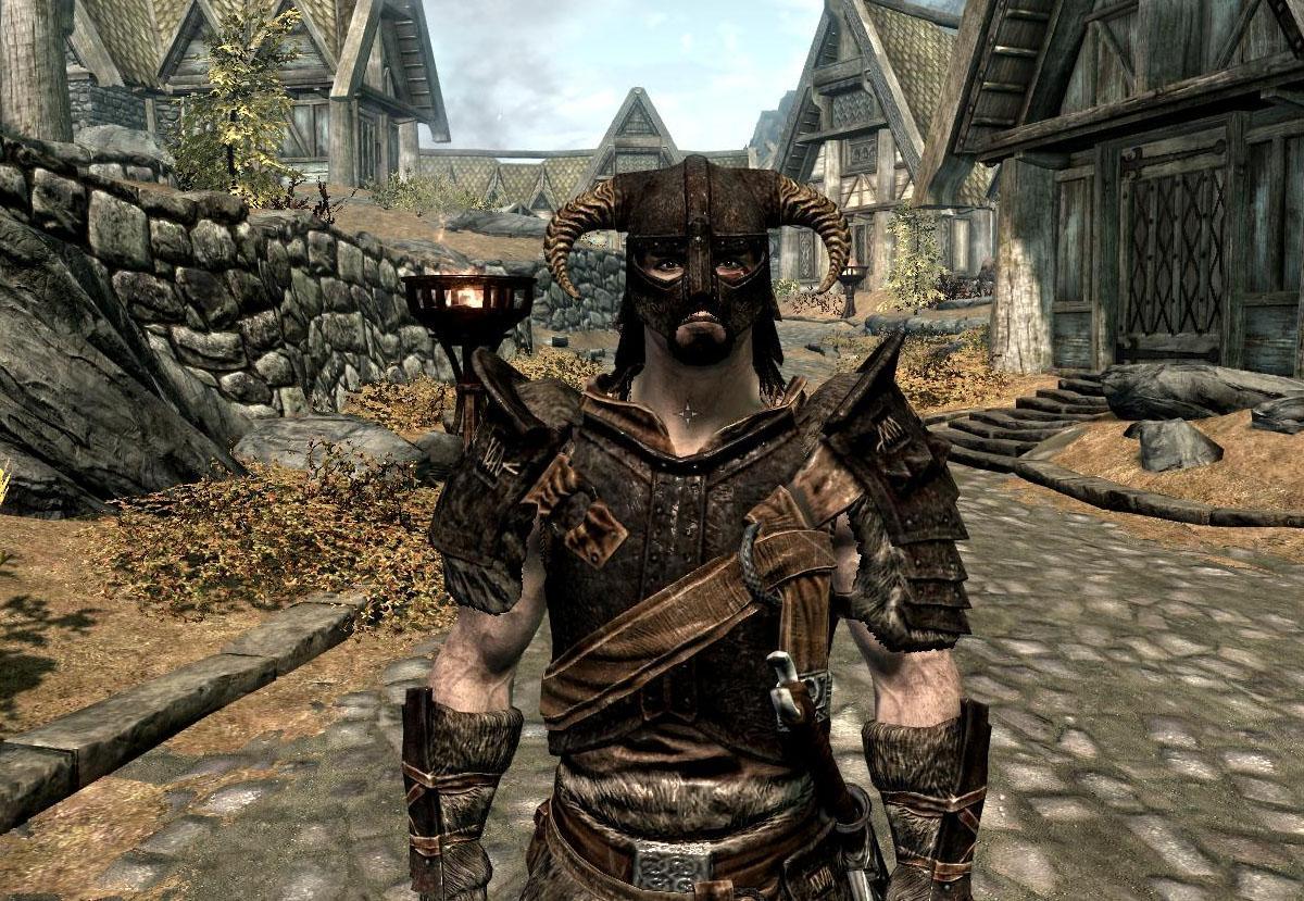 Железная броня (полный сет) — The Elder Scrolls V: Skyrim