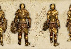Эльфийская лёгкая броня (Скайрим)