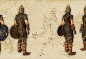 Броня стражи Фолкрита (Скайрим)