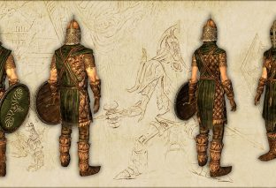 Броня стражи Маркарта (Скайрим)