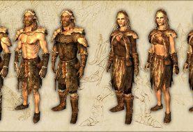 Меховая броня (Скайрим)