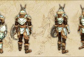 Сталгримовая легкая броня (Скайрим)