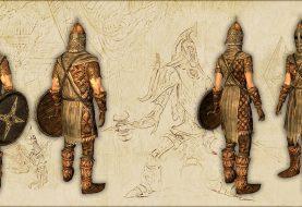 Броня стражи Белого Берега (Скайрим)