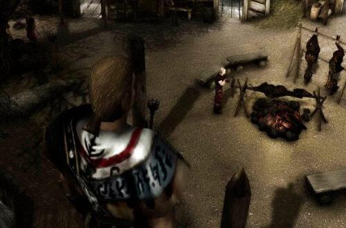 Скриншоты Готики 1: Призраки готовят Падальщика